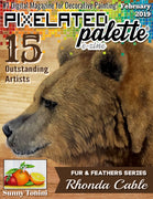 Pixelated Palette - February 2019 Issue Download