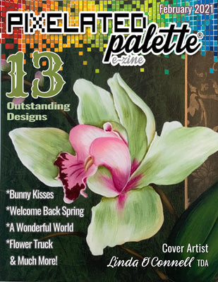 Pixelated Palette - February 2021 Issue Download