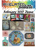 Pixelated Palette - February 2017 Issue Download