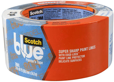 1.41 inch Scotch Safe-Release Masking Painters Tape