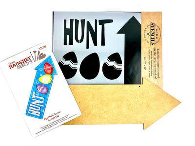 Egg Hunt Arrow Bundle