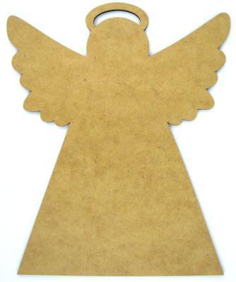 "13 1/2"" Angel Plaque"