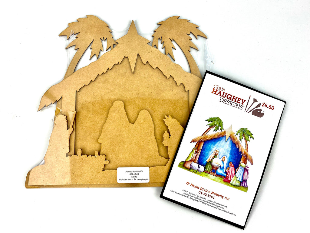 O' Night Divine Nativity Bundle
