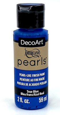True Blue Pearls Acrylic Paint by DecoArt