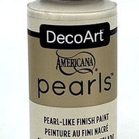 Snow White Pearls Acrylic Paint by DecoArt