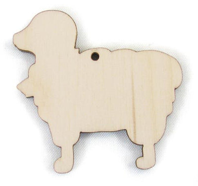 2 in. Lamb Ornament