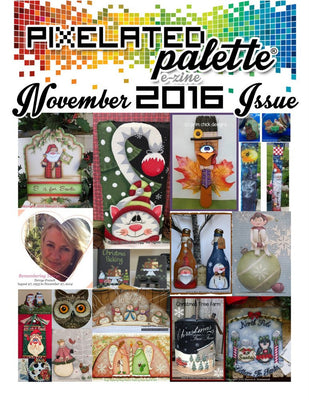 Pixelated Palette - November 2016 Issue Download