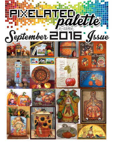 Pixelated Palette - September 2016 Issue Download