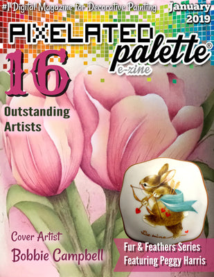 Pixelated Palette - January 2019 Issue Download