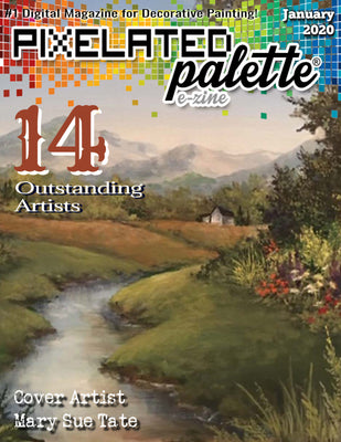 Pixelated Palette - January 2020 Issue Download