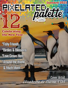 Pixelated Palette - January 2021 Issue Download