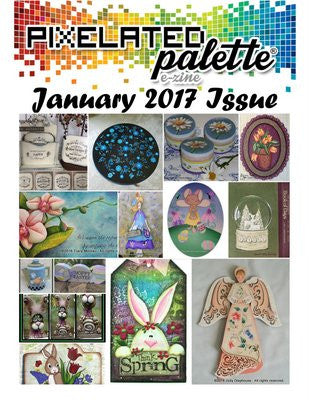 Pixelated Palette - January 2017 Issue Download