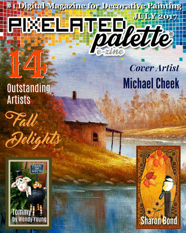 Pixelated Palette - July 2017 Issue Download