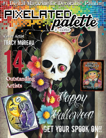 Pixelated Palette - June 2017 Issue Download