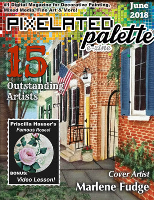 Pixelated Palette - June 2018 Issue Download