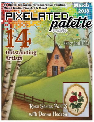 Pixelated Palette - March 2018 Issue Download