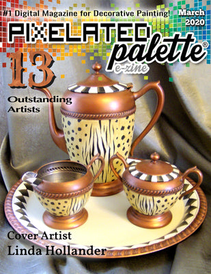 Pixelated Palette - March 2020 Issue Download
