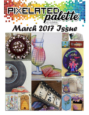 Pixelated Palette - March 2017 Issue Download