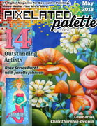 Pixelated Palette - May 2018 Issue Download