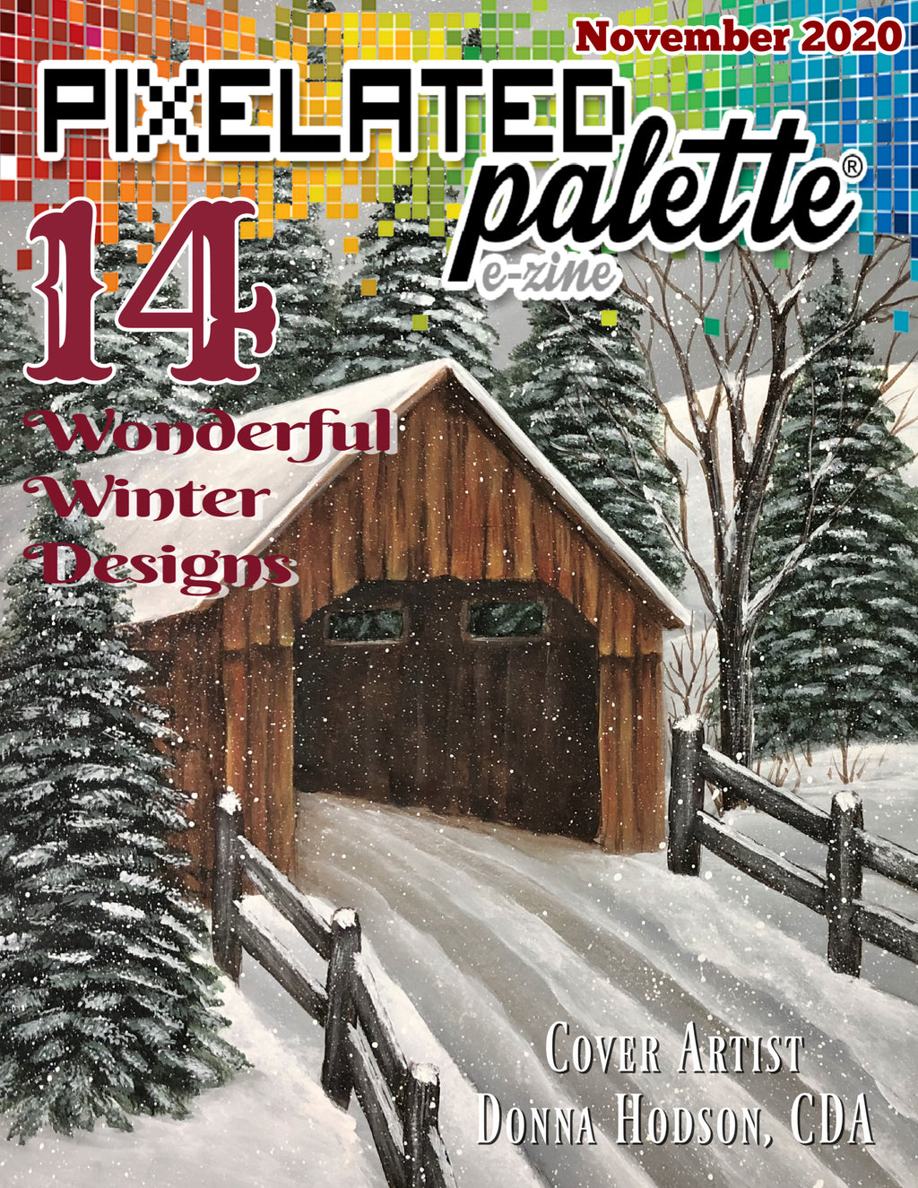Pixelated Palette - November 2020 Issue Download