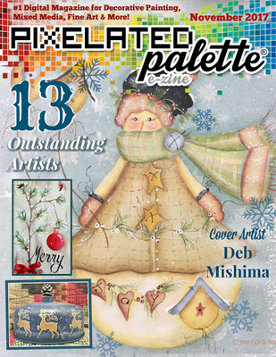 Pixelated Palette - November 2017 Issue Download