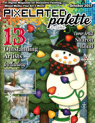 Pixelated Palette - October 2017 Issue Download