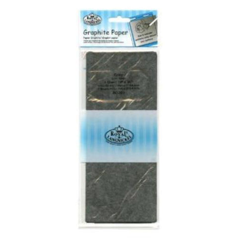 Gray Graphite Paper  by Royal and Langnickel