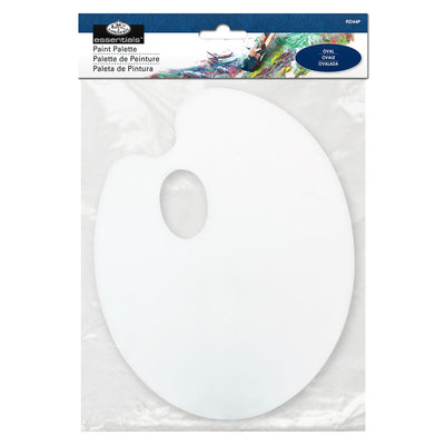 Mini Artist Oval Paint Palette