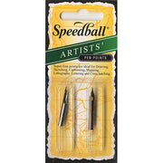Speedball Artist Pen Point 102 & 107