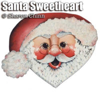 Santa SweetHeart E-Pattern