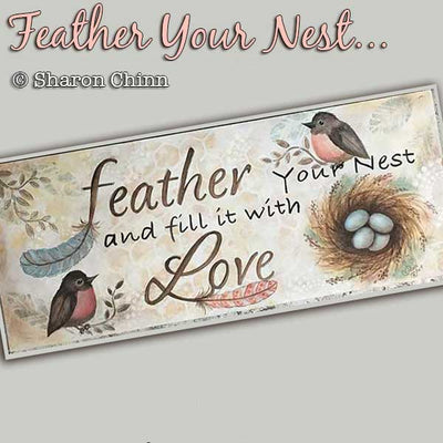 Feather Your Nest E-Pattern