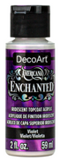 Violet Enchanted Iridescent Topcoat Acrylic Paint by DecoArt