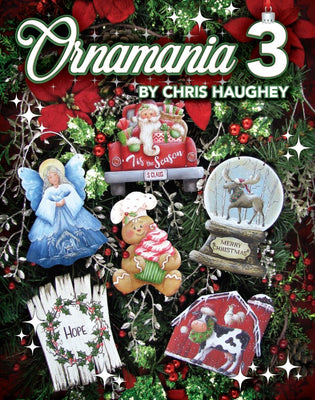 Ornamania 3 Book and Stencil Bundle