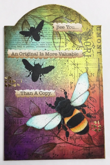 Bee You E-Pattern by Tracy Moreau
