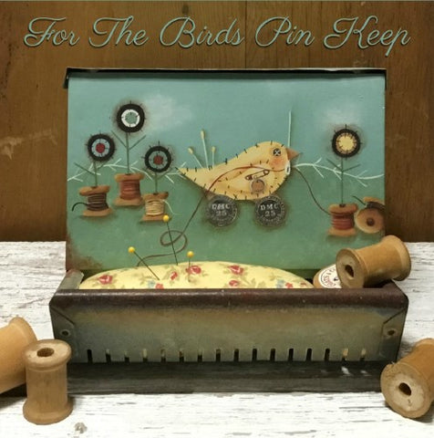 For the Birds E-Pattern by Vicki Saum