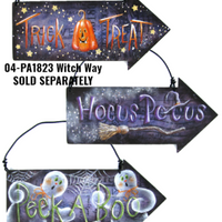 Witch Way? Ornament Bundle