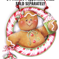 Peppermint Treat Ornament