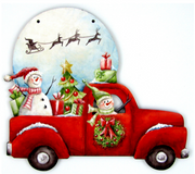 Truck Full of Christmas E-Pattern by Chris Haughey