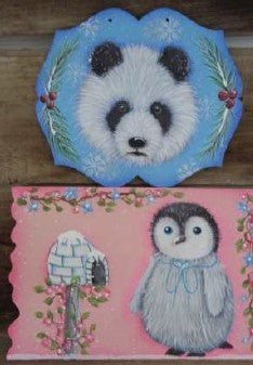 Penguin and Panda E-Pattern