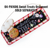 Sweet Treats Ornament Bundle