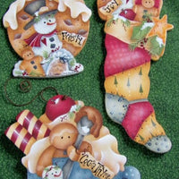 Sweets Trio Ornament Kit