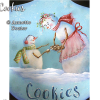 Cookies E-Pattern By Annette Dozier