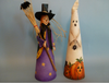 Halloween Cones  E-Pattern By Annette Dozier