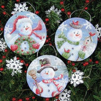 I Love Ornaments 5 Ornament Bundle