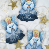 Heavenly Trio Angel Ornament