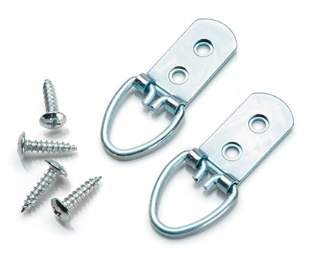 Wide Ring Hangers 2 pc.