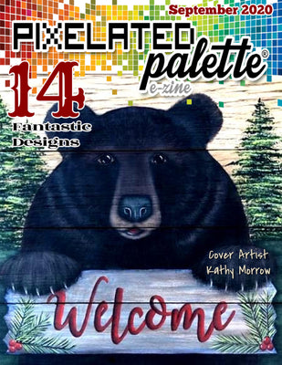 Pixelated Palette - September 2020 Issue Download