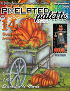 Pixelated Palette - September 2018 Issue Download