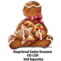 Gingerchef Ornaments Pattern by Chris Haughey