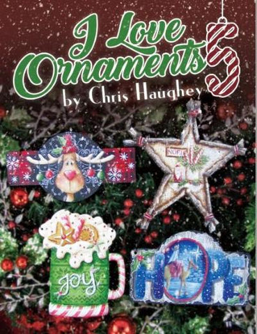 I Love Ornaments 5  **PREORDER SPECIAL**